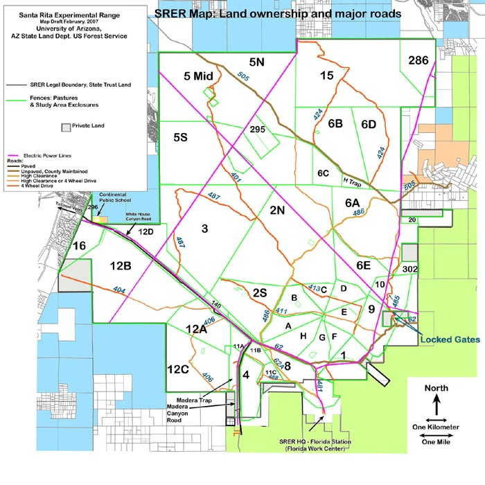 Map Of Arizona Land Ownership.Maps Tucson Area Agricultural Centers